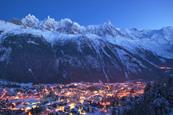 Ski rental Chamonix Center Valley